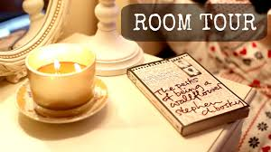 Icarly Bedroom Furniture by Room Tour Festive Edition Zoella Youtube