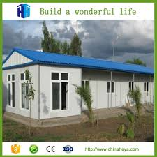 low cost prefab small movable camp house plans design quality