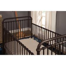 3 In 1 Convertible Cribs by Million Dollar Baby Classic Abigail 3 In 1 Convertible Iron Crib