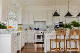 white kitchen cabinets with aqua backsplash aqua glass tile backsplash cottage kitchen