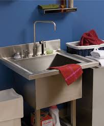 stainless steel laundry sink 41 stainless steel laundry room sinks interior encourage tub