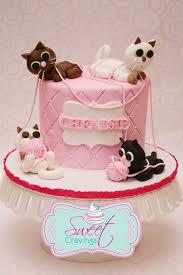 kitty cat birthday party karaspartyideas com kitty birthdays