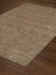 Chic Rugs Decorating Chic Rectangle Solid Taupe Wool Rug 8ft X 10ft Rafia