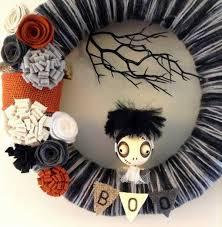 halloween wreath 22 handmade ideas for spooky halloween wreaths amazing diy