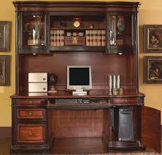 furniture dark secretary desk with hutch on dark pergo flooring