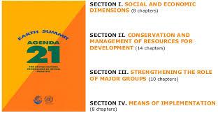 agenda 21 vision for the 21st century