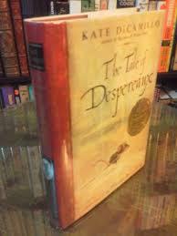 tale despereaux kate dicamillo edition signed abebooks