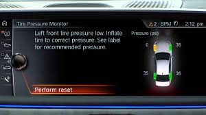 reset tyre pressure bmw 3 series reset your tire pressure monitor tpms bmw genius how to
