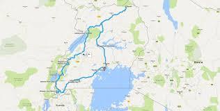 Std Map Moskito Tracking In Uganda Ein Reisebericht Voller Spannung Und