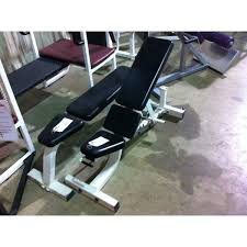 Adjustable Workout Bench White Life Fitness Adjustable Weight Bench