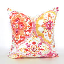 decor u0026 tips middle eastern pillows with ikat pillows and