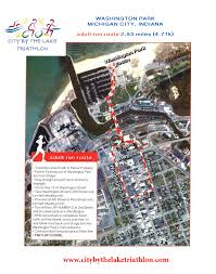 Maps Michigan Login by City By The Lake Triathlon Michigan City In 2017 Active