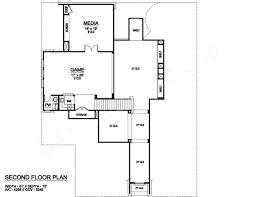 Second Floor Plan Buffalo Grove Open Home Floor Plans Luxury House Plans