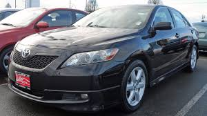 toyota camry xle for sale sold 2007 toyota camry se preview for sale at valley toyota