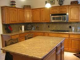 kitchen granite countertops ideas kitchen with granite countertops and cherry cabinets decobizz com