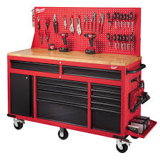 Making A Tool Cabinet Milwaukee Tools Two New Storage Solutions Tools In Action
