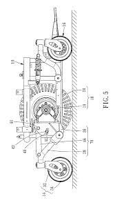 patent us8286738 wheel set structure of an electric wheelchair