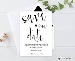 save the date templates 7 best save the date images on adobe letters and