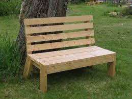 Free Simple Wood Bench Plans by Small Outdoor Benches Photo Pixelmari Com