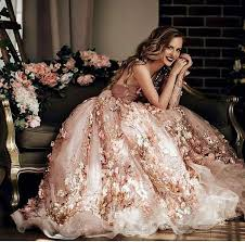 beige wedding dress 50 unique wedding dresses that set serious bridal dressing goals