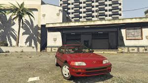 ricer cars honda crx 1991 gta5 mods com