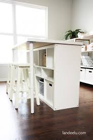 Ikea Art Desk Best 25 Ikea Work Table Ideas On Pinterest Craft Room Tables