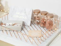 Marble Desk Accessories Dressing Your Desk I These Gold Desk Accessories For