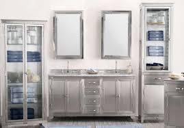 Bathroom Vanity Medicine Cabinet Cool Wonderful Restoration Hardware Bathroom Cabinets In Cabinet