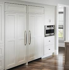 refrigerators with glass doors built in and free standing refrigerators monogram kitchens