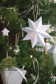 nostalgiecat diy paper star ornament
