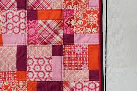 quilts for beginners using precut fabric