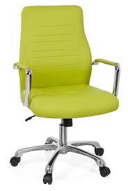 Chefsessel Bürostuhl Chefsessel Grado Kunstleder Grün Sitzmöbel