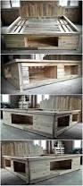 best 25 pallet bed frames ideas on pinterest pallet platform
