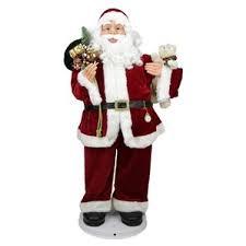 Mrs Claus Animated Christmas Decorations by Santa Figurines You U0027ll Love Wayfair