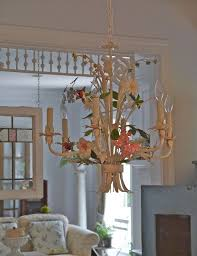 Tole Chandelier 31 Best Vintage Tole Chandeliers Images On Pinterest Floral