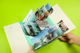 flip photo album 4x6 make a diy photo flip flap hipper than your average photo album