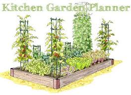 new kitchen garden planner gardener u0027s journal