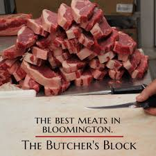 the butcher s block home facebook image may contain food and text