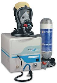Used Flow Bench For Sale Honeywell Sperian Biosystems Posichek3 U0026 Posi 3 Usb Scba Test