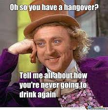 Funny Hangover Memes - funny hangover memes share with someone who is suffering