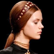 leather headband valentino accessories gryphon studded leather headband poshmark