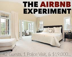 20 airbnb gift cards one the airbnb experiment 42 guests 1 visit and 19 000