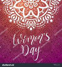 quote for the women s day 8 march greeting card creative template stock vector 576122005