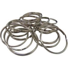 curtain rings images Unbranded 1474 curtain rings pack of 100 cromwell tools jpg