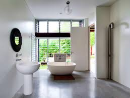 apartments winning open bathroom concept for master bedrooms