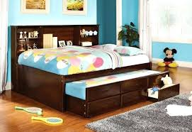 Full Size Bed With Bookcase Headboard Bookcase Full Size Storage Bed Bookcase Headboard Queen Size