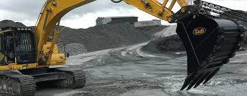 geith excavator attachments