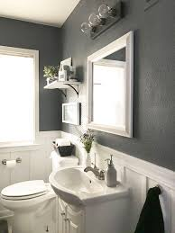top gray bathrooms in home interior design concept with gray