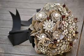 brooch bouquet tutorial diy brooch bouquet evaline s bridal