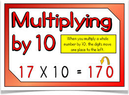 4 4b multiplying by 10 and 100 ms spencer u0027s math and science